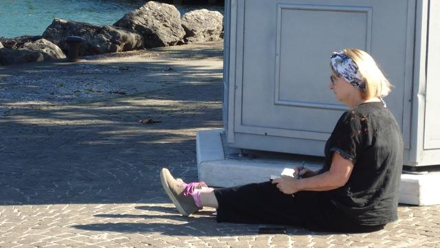 Am Gardasee