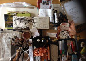 Material, Skizzenblock, Ai Weiwei