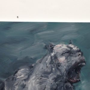 Galerie Ropac, Ausstellung, aggressive beauty, Yan Pei-Ming,