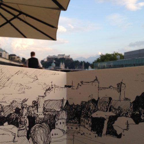 Crowne Plaza Salzburg - The Pitter, Sommerakademie Salzburg 2015