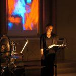 Der Altar der Auferstehungskirche Fürth als Bühne für die 52. Kirchenmusiktage